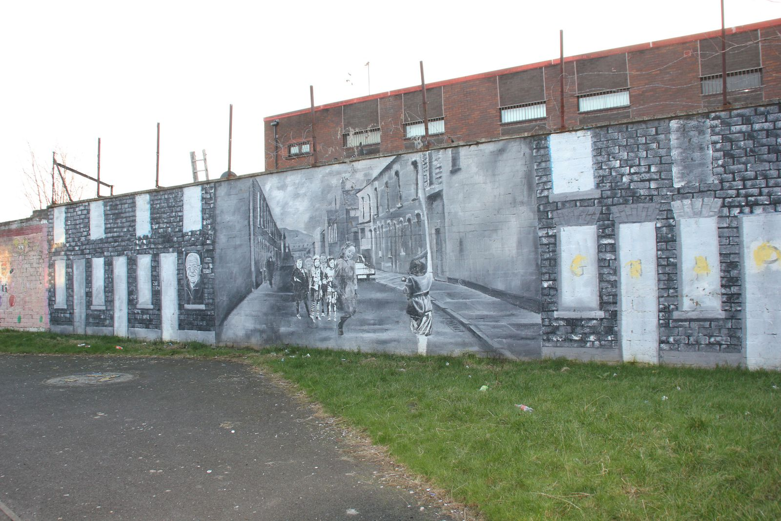 440) Short Strand, East Belfast