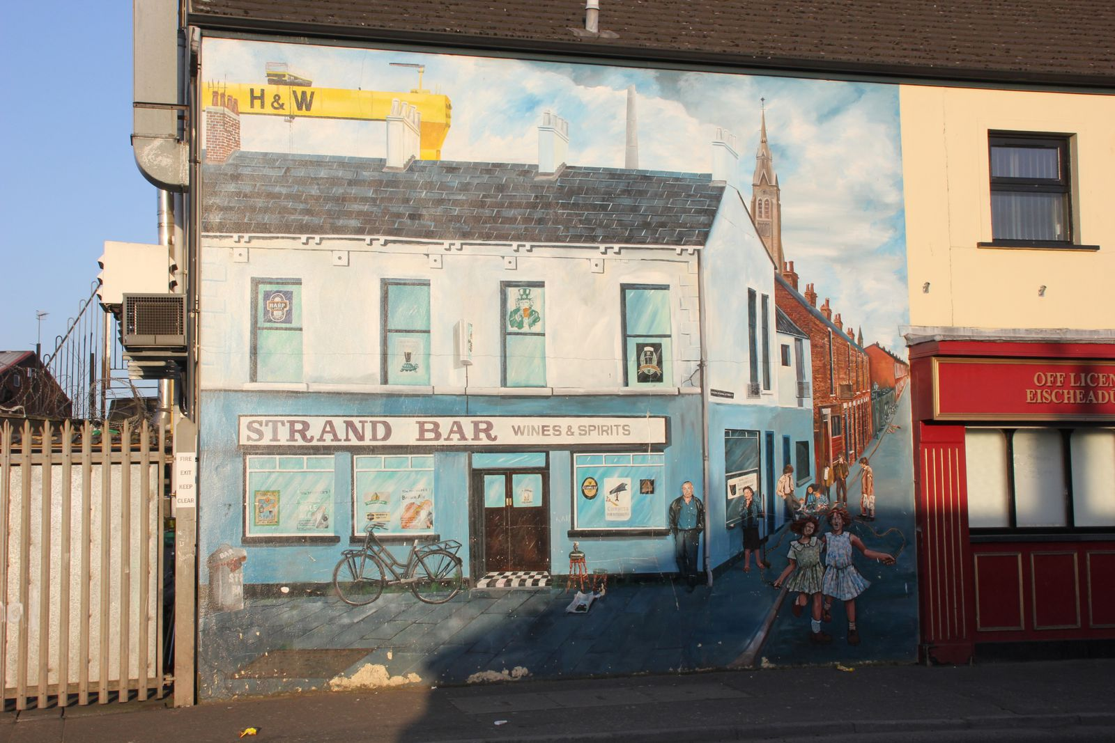 439) Short Srand, East Belfast
