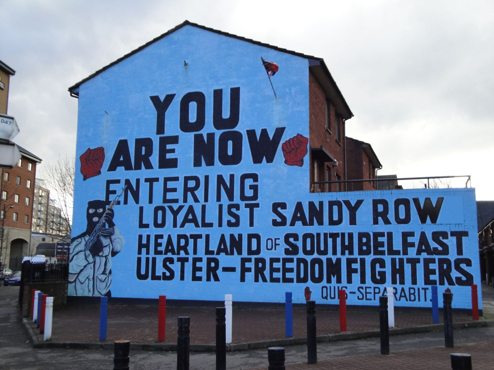 444) Sandy Row, South Belfast