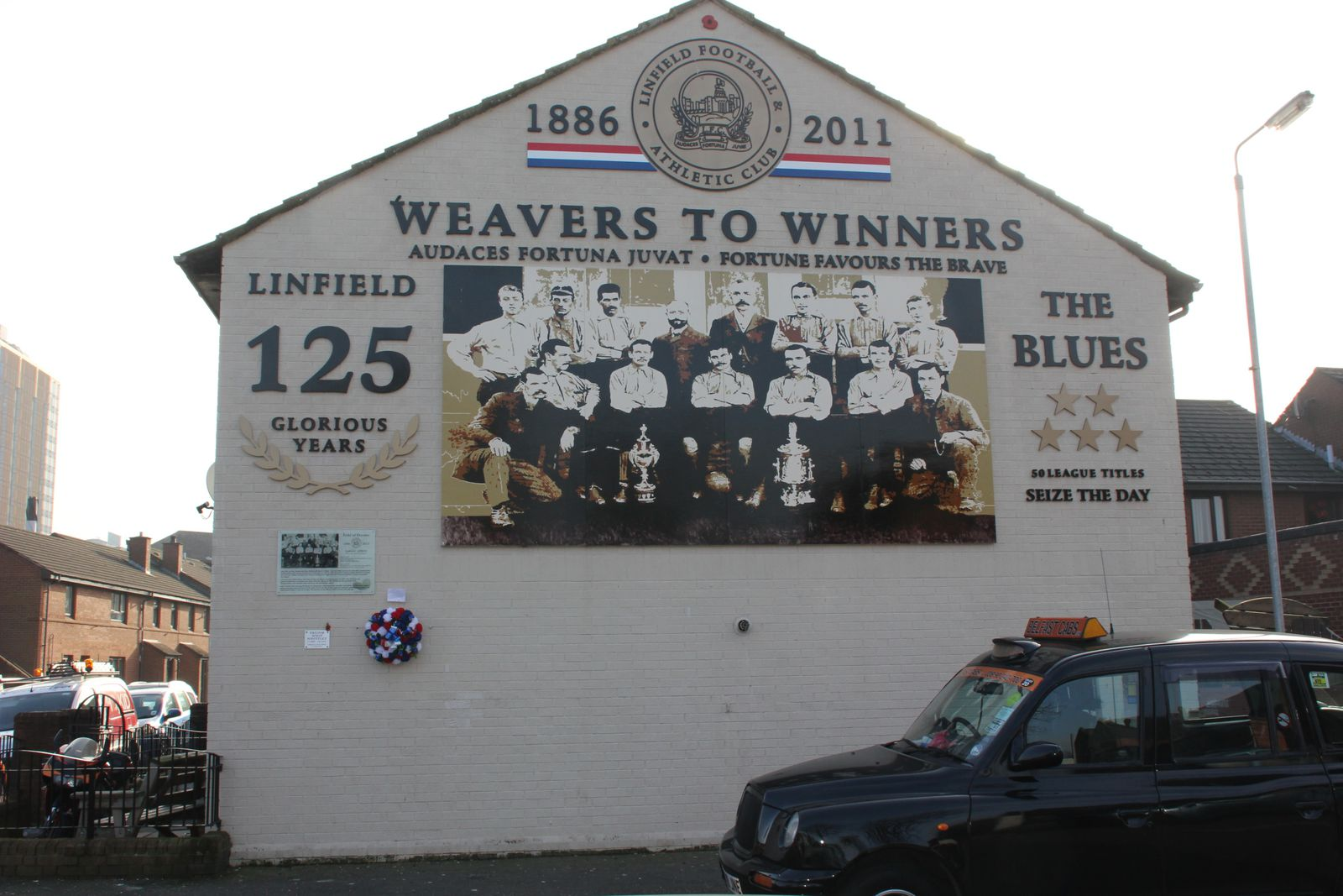 446) Sandy Row, South Belfast