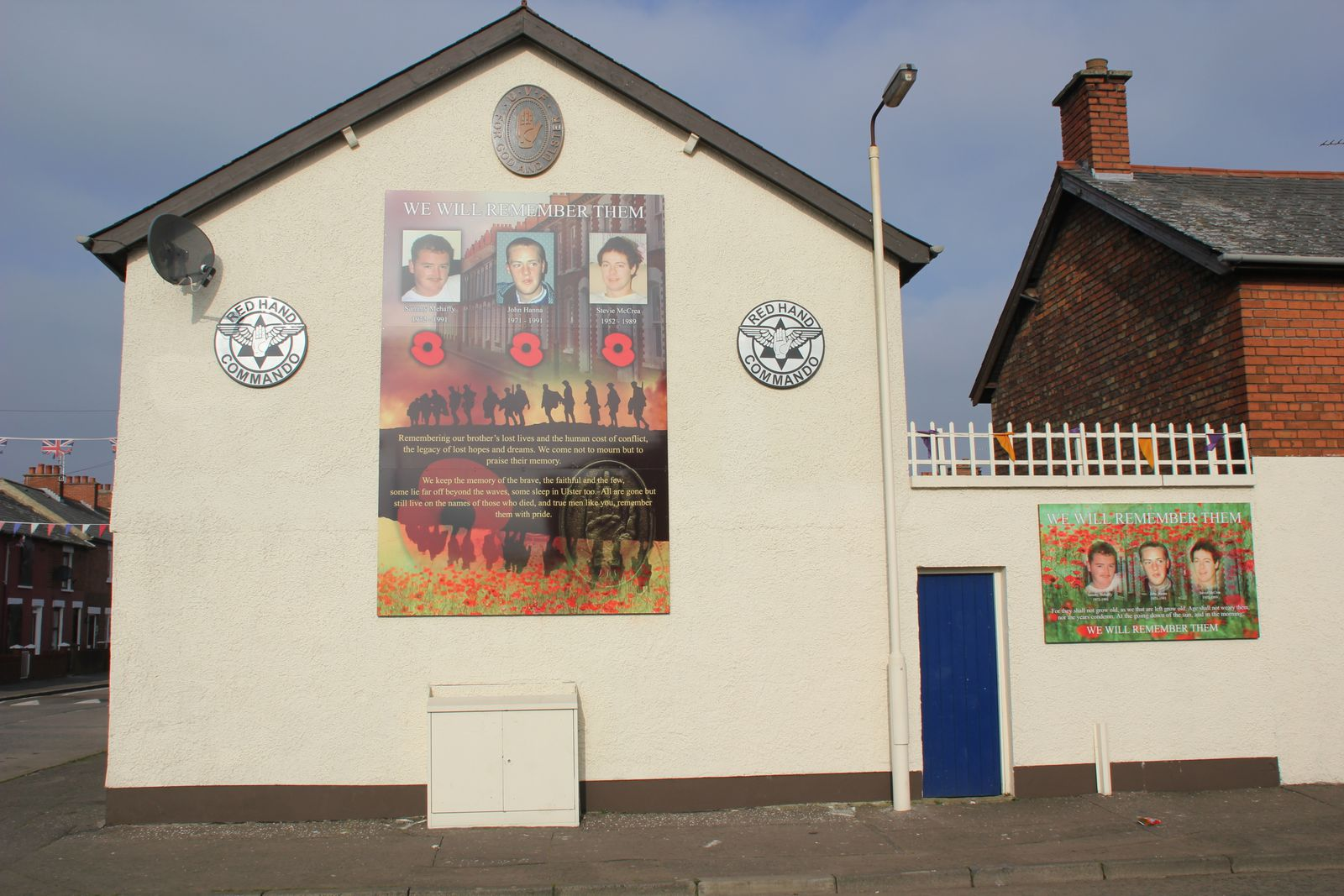 450) village area, south Belfast