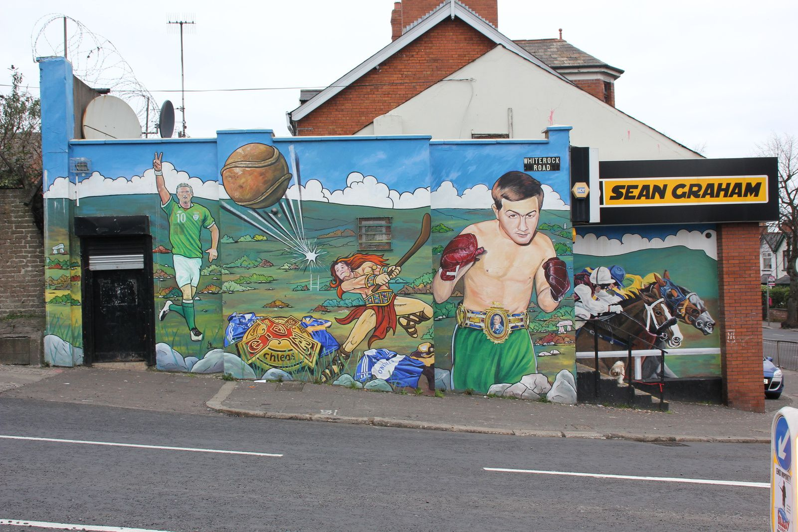 475) Whiterock Road, West Belfast