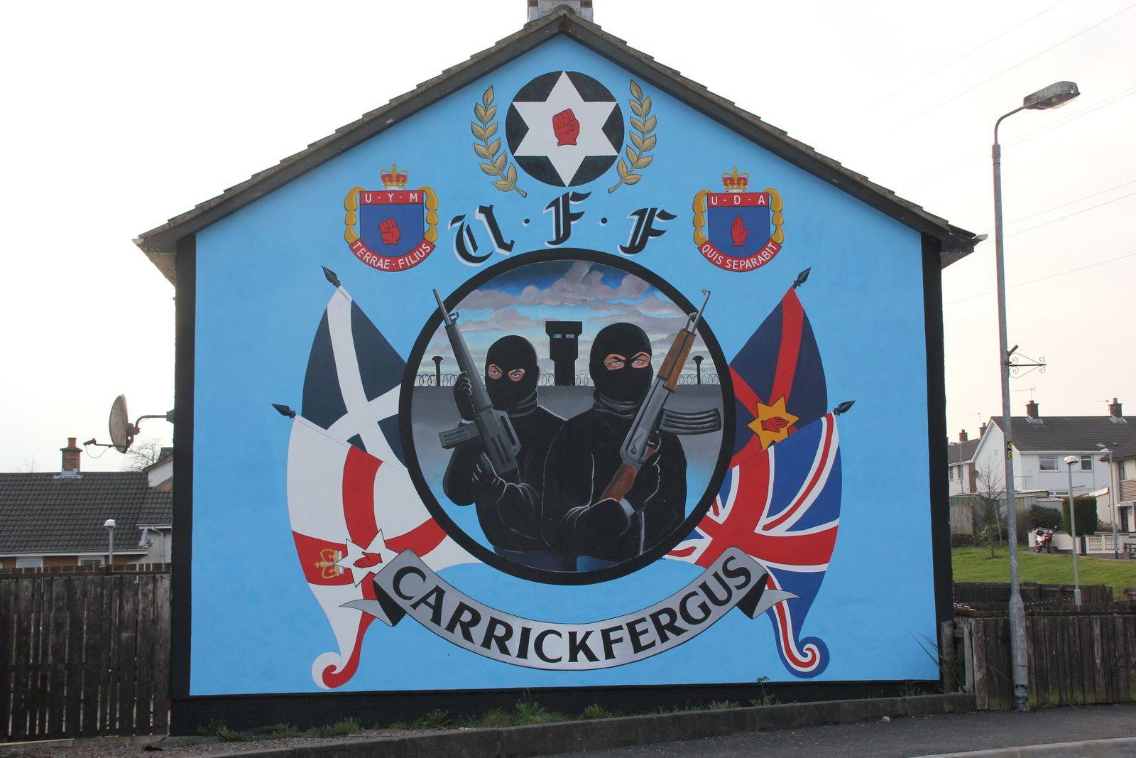487) Castlemara Estate, Carrickfergus, Antrim