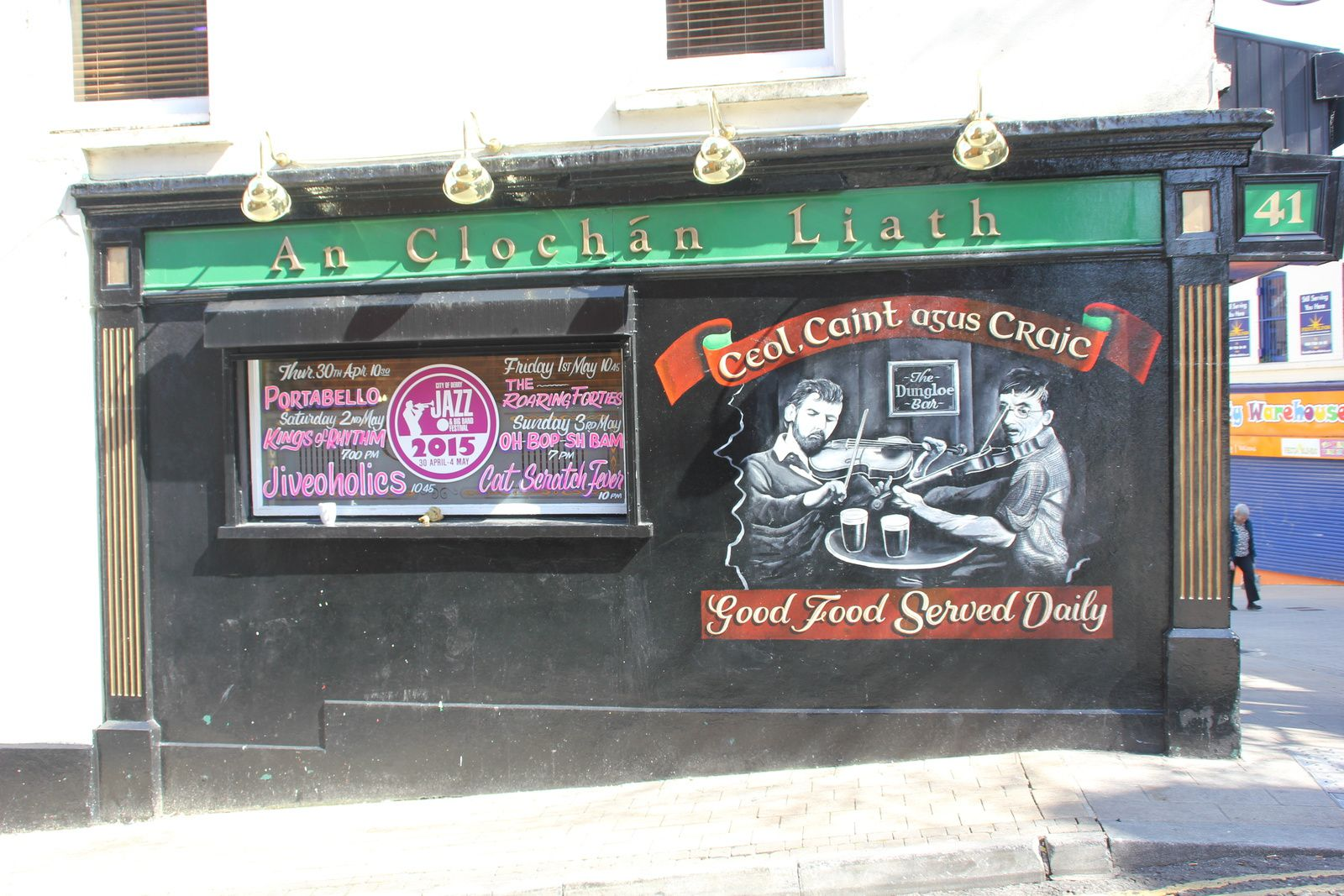 561) Derry Center