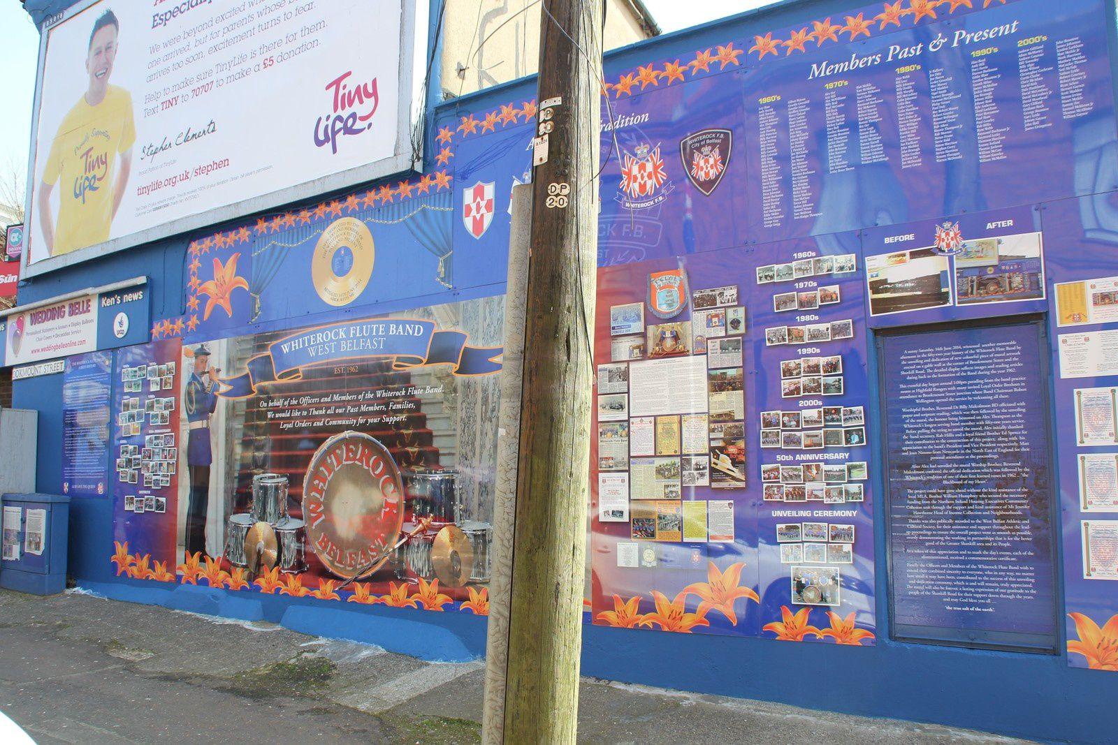 574) Brookmount Street/Shankill Road West Belfast