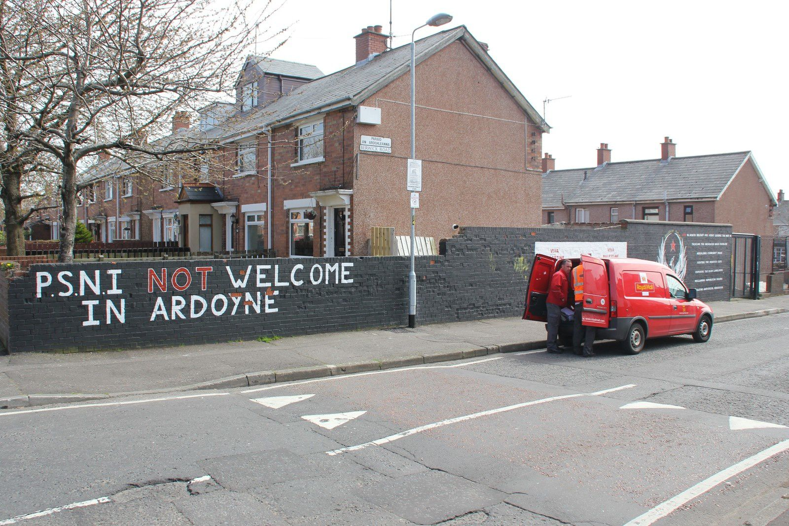 579) Berwick Road, Ardoyne, North Belfast