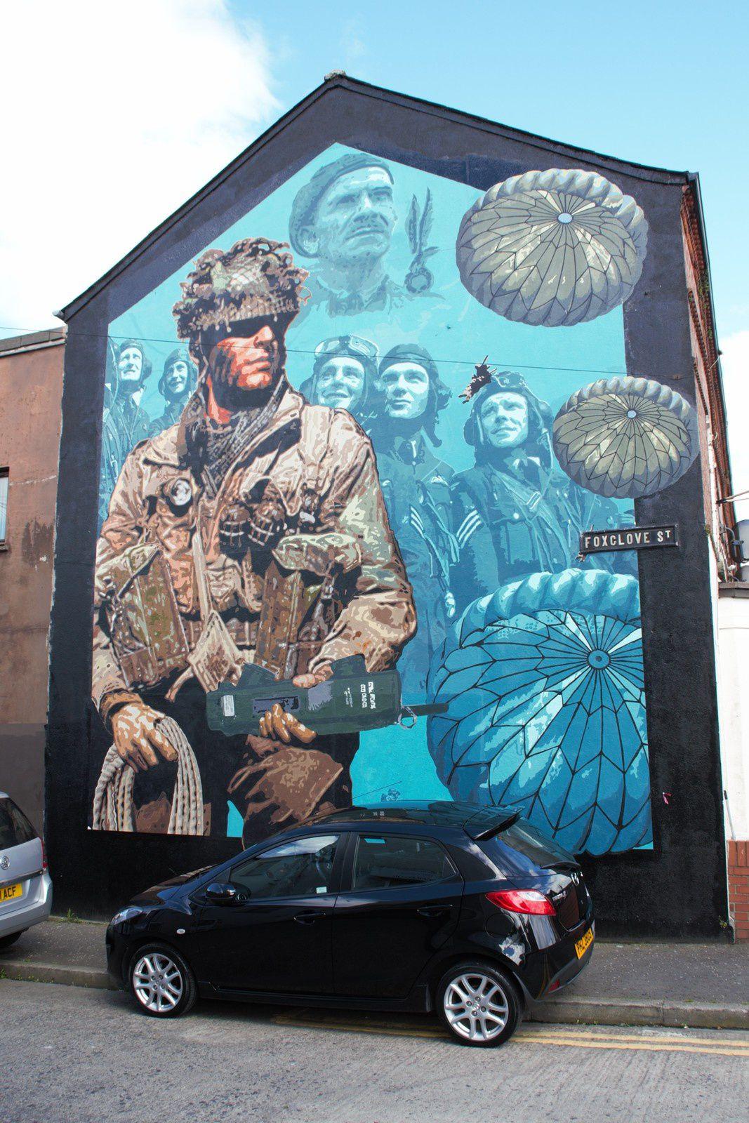 669) Foxglove street, East Belfast