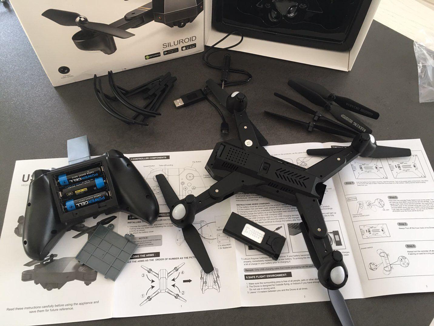 Drone et accéssoires