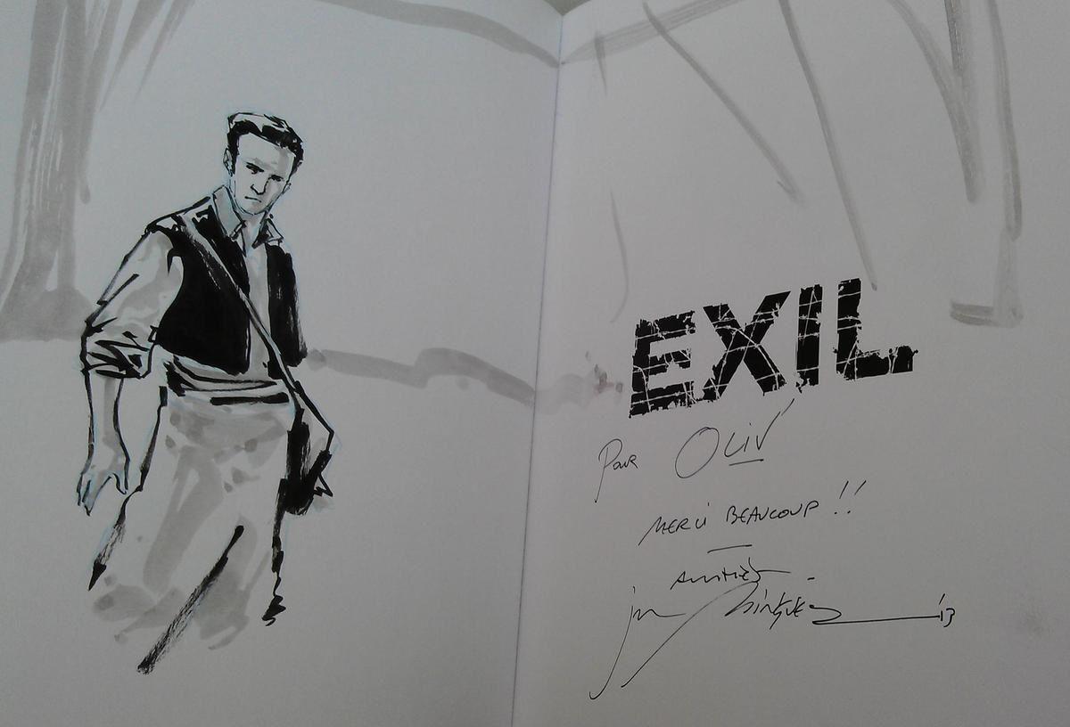 L'exil, une école de la vie (Première partie)