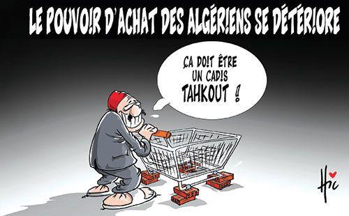 L'affaire Tahkout montre les limites de la culture de la rente en Algérie