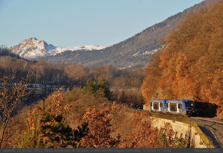 La ligne  Grenoble  Veynes  jugée &quot&#x3B; pas rentable&quot&#x3B; ?