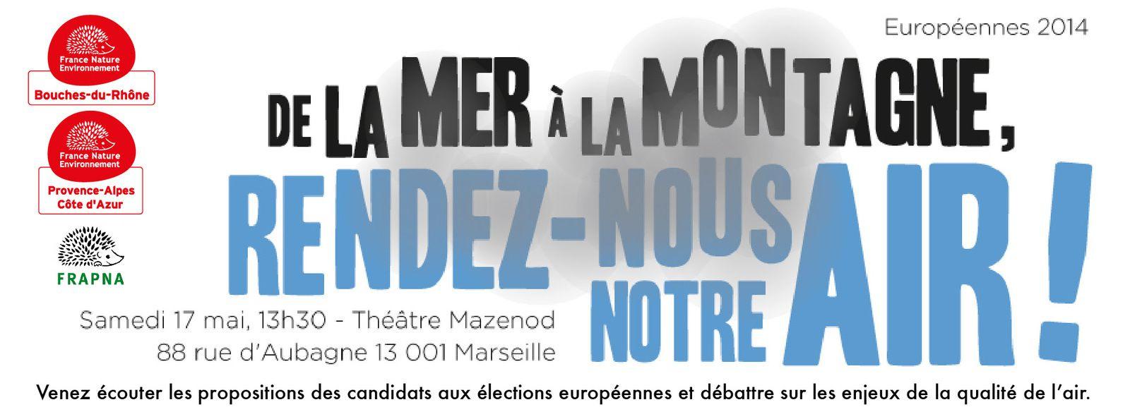 FNE PACA s'invite dans la campagne des élections européennes