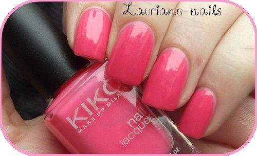 Kiko, n°282 - Coral Pink !!!