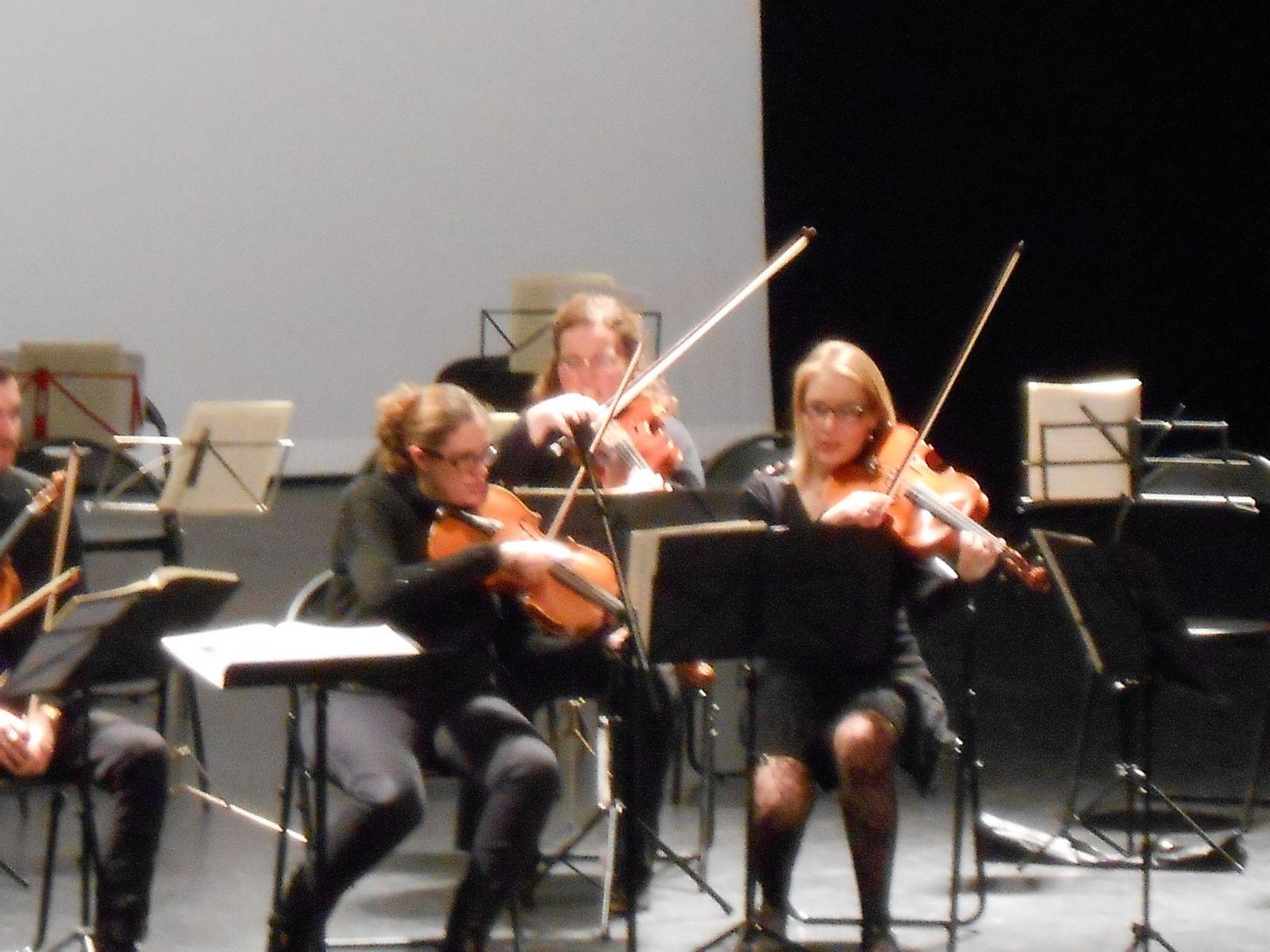 Concert &quot&#x3B;La Belle au Bois Dormant&quot&#x3B;