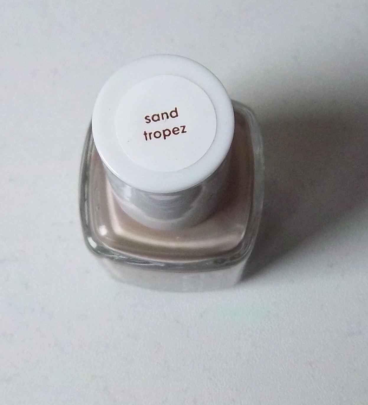 Oh my nail : Sand tropez