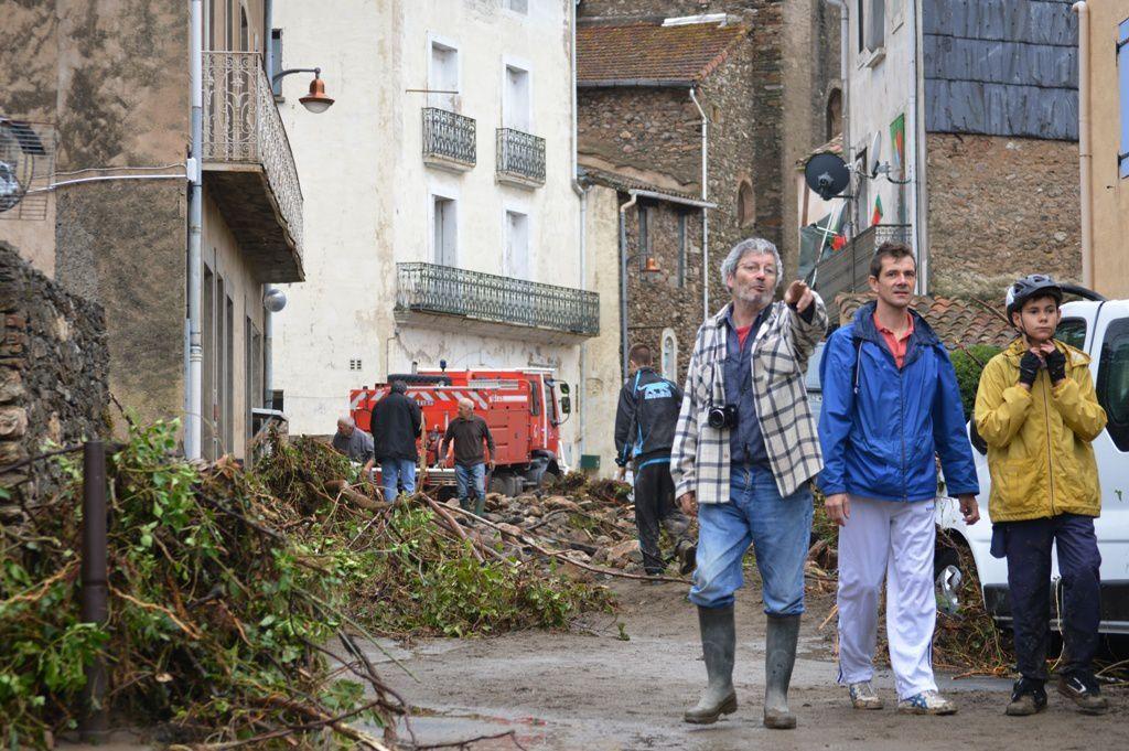 catastrophe: la suite des photos
