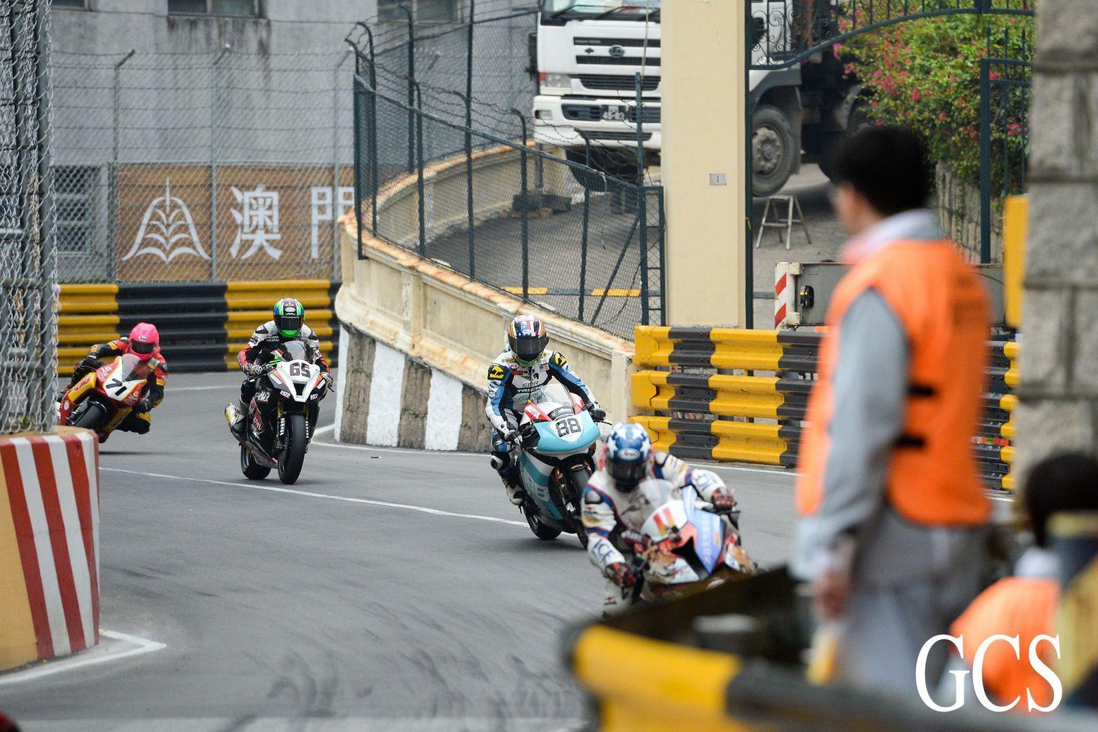Macau , seconde journée...chronos et photos