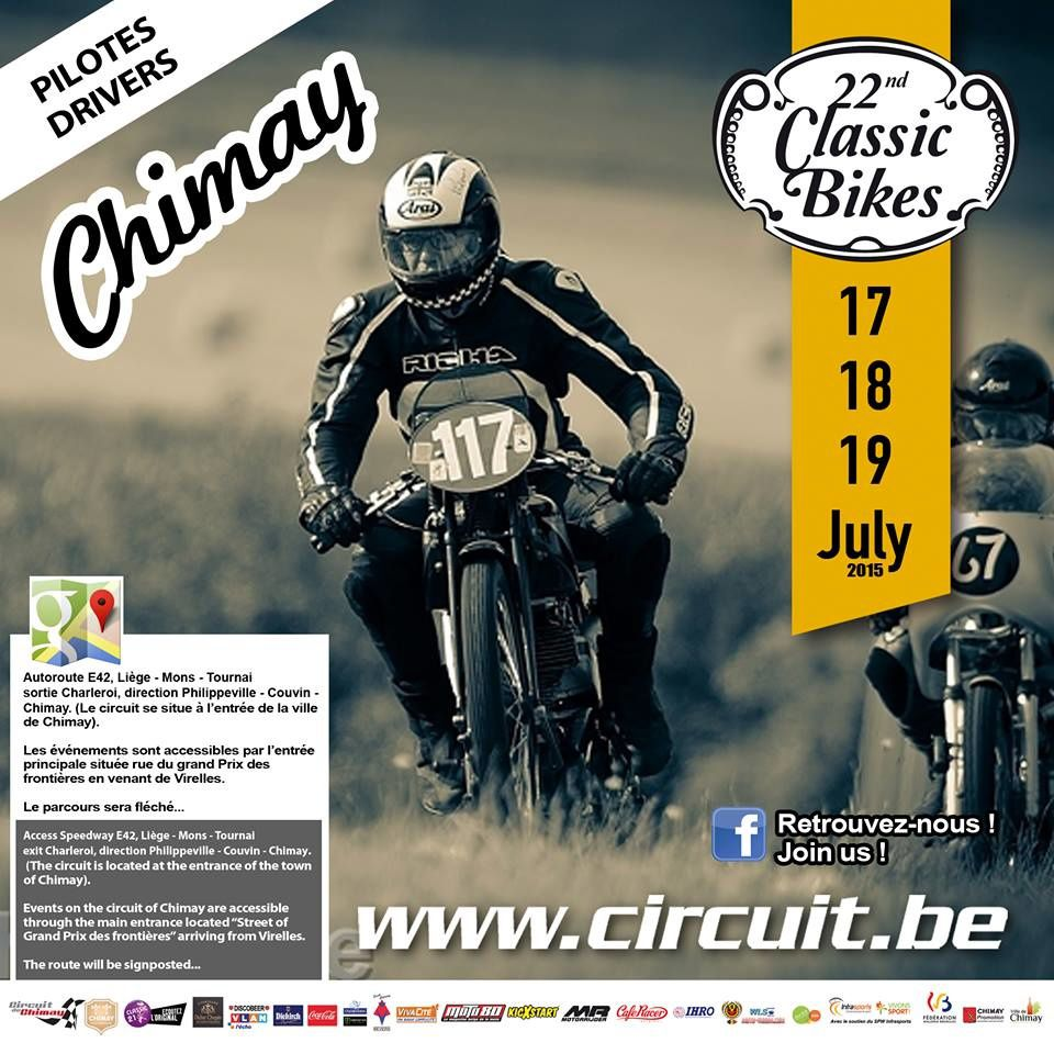 Chimay Classic 2015.