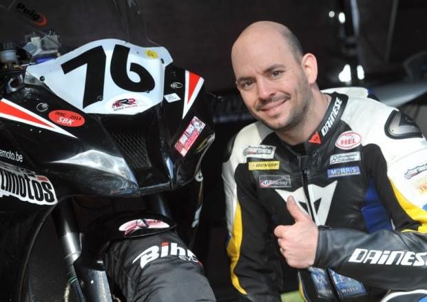 Interview de Franck Petricola par les organisateurs de la North West 200.