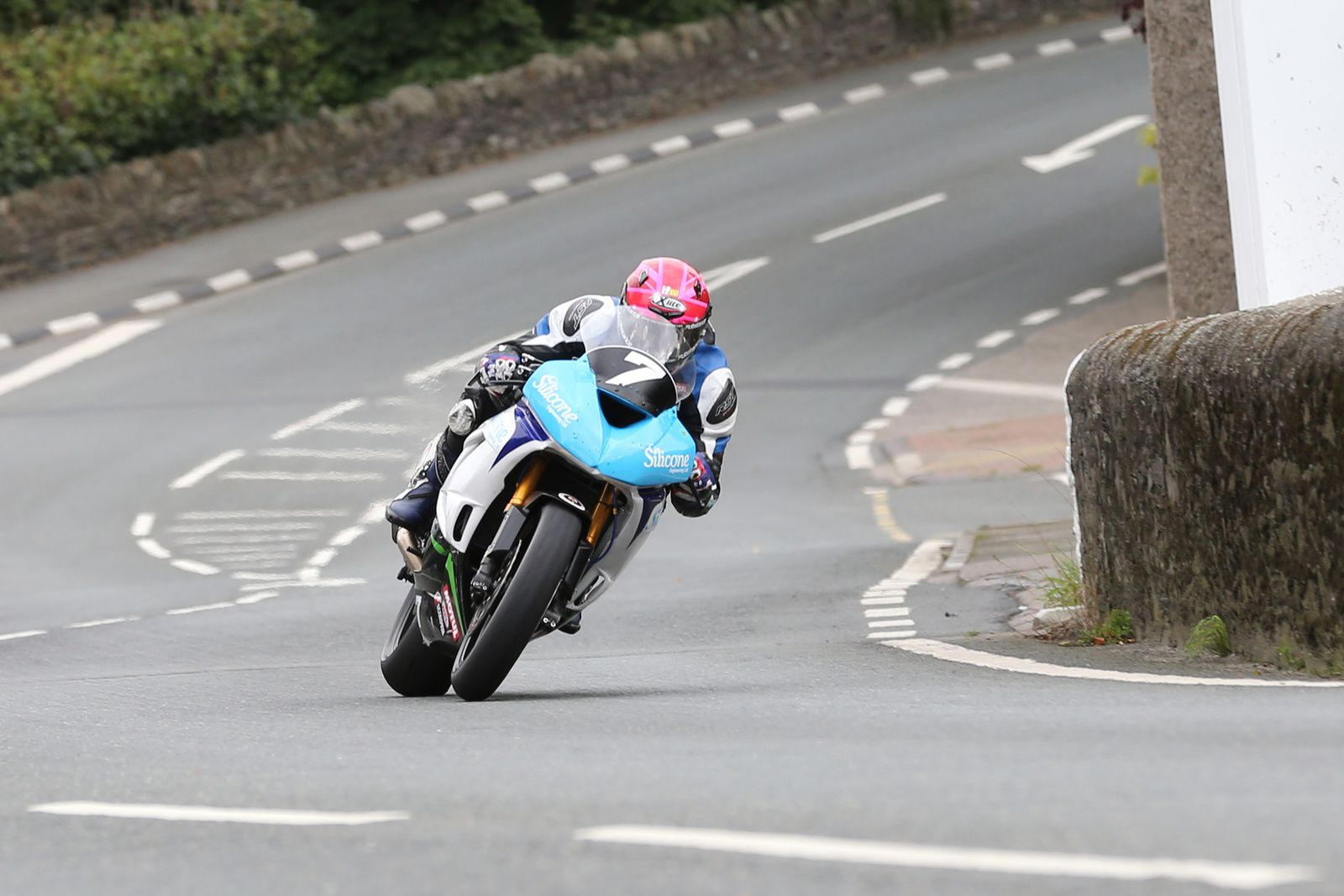 Malachi Mitchell Thomas second. ©iomtt