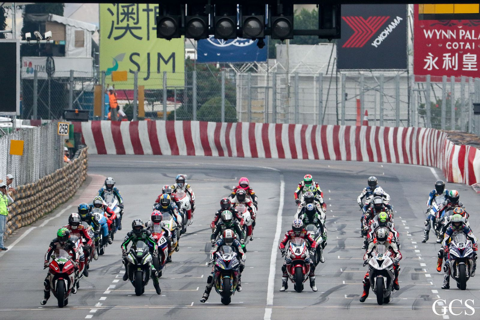 Macau 2015, les photos de la course.