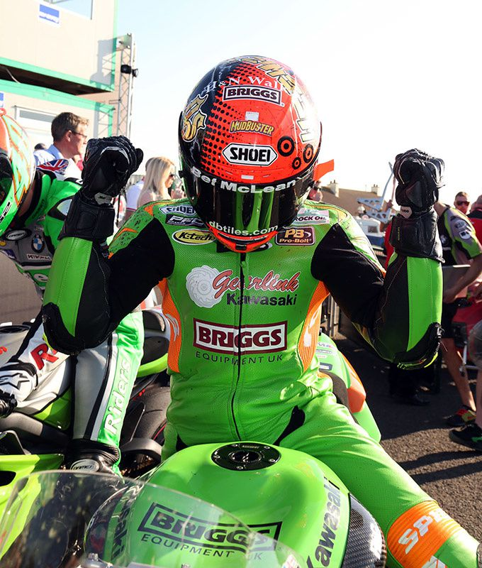 Alastair Seeley est le king of North West 200
