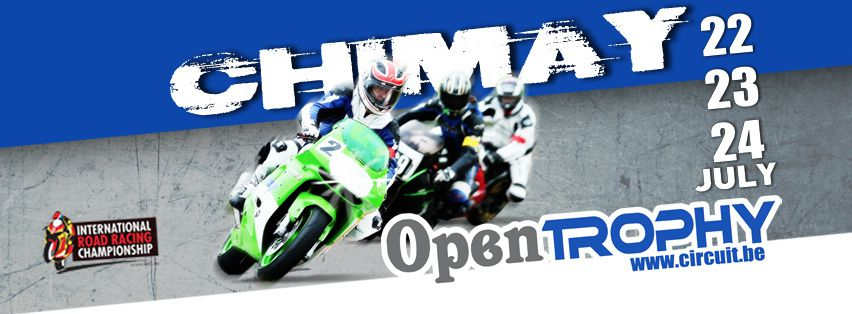 Programme du week end : Open trophy Chimay