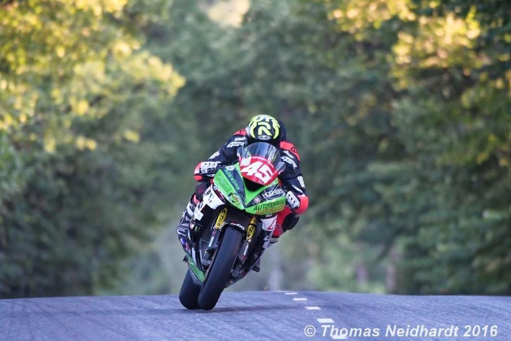 Marek Cerveny intouchable en supersport. ©Neidhardt Foto