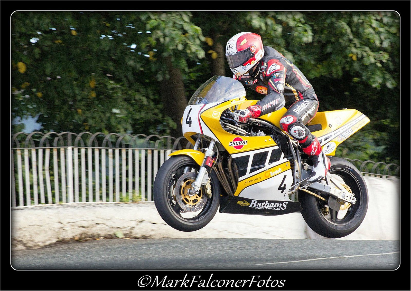 Michael Rutter ©Mark Falconer