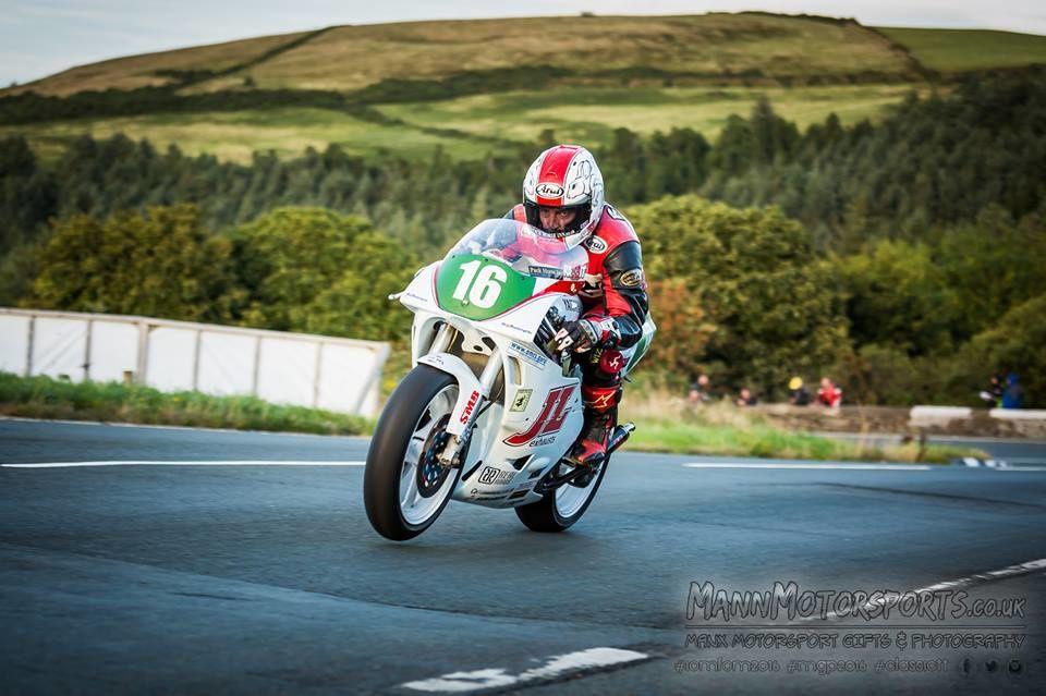 Portfolio Manx Gp / Classic TT . ©Mann Motorsports