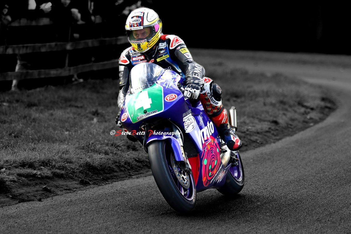 John McGuinness ©Steve Betts