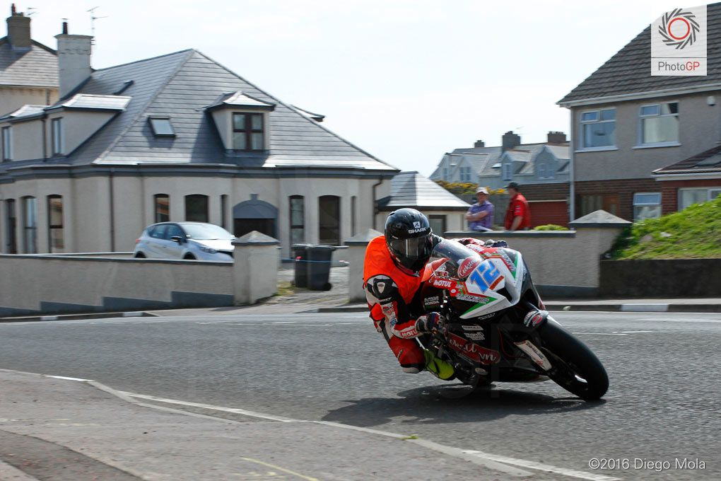 Malachi Mitchell Thomas , North West 200 ©Diego Mola