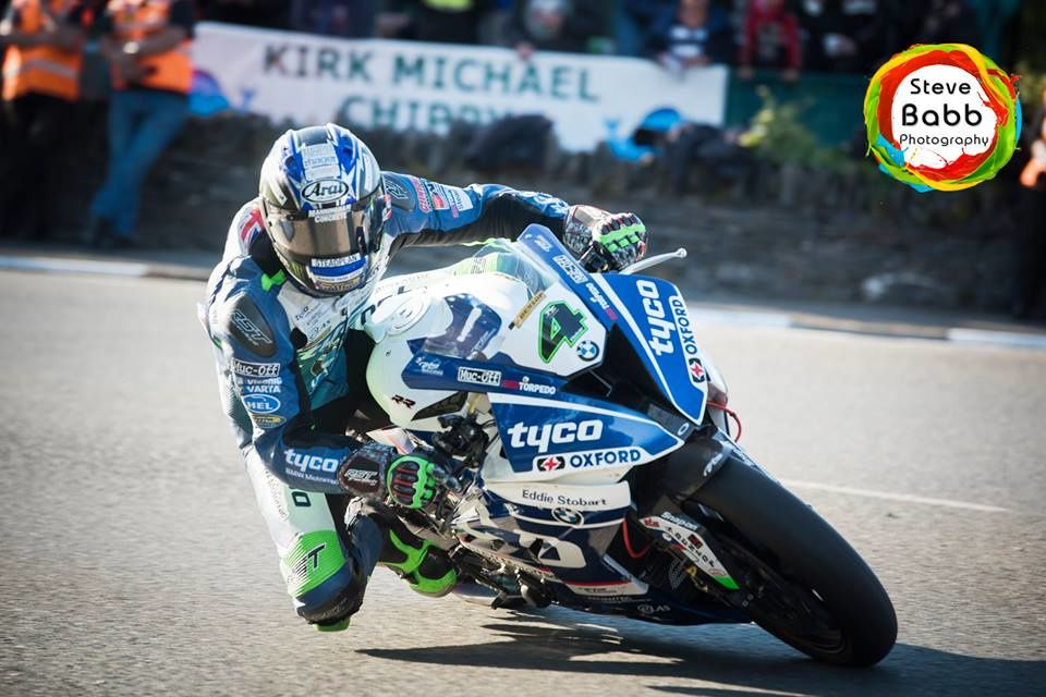 Ian Hutchinson ©Steve Babb Photography