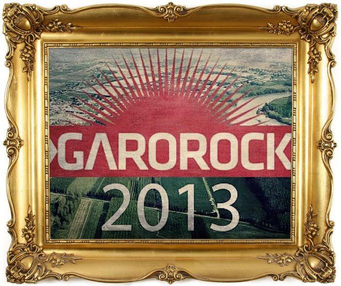 Iggy Pop au Festival Garorock 2013.