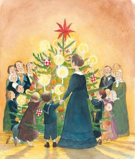 Un conte scandinave pour la veille de Noël.