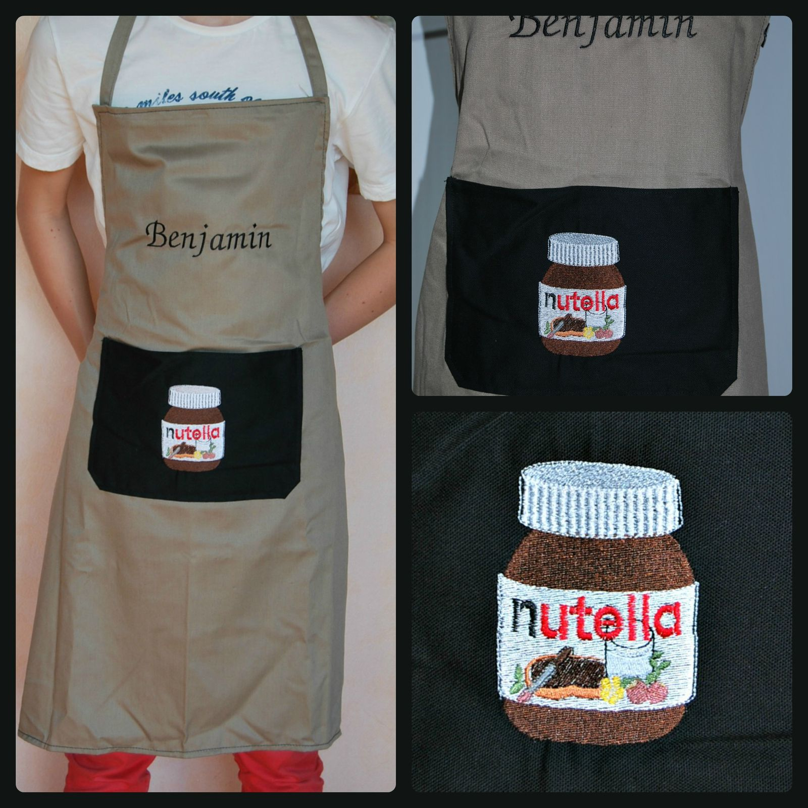 Tablier Nutella