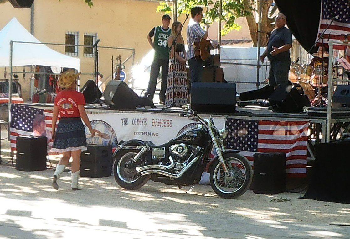 """Les Harley-Davidson, elles, ont, par contre, toujours les faveurs des """"bikers""""."""