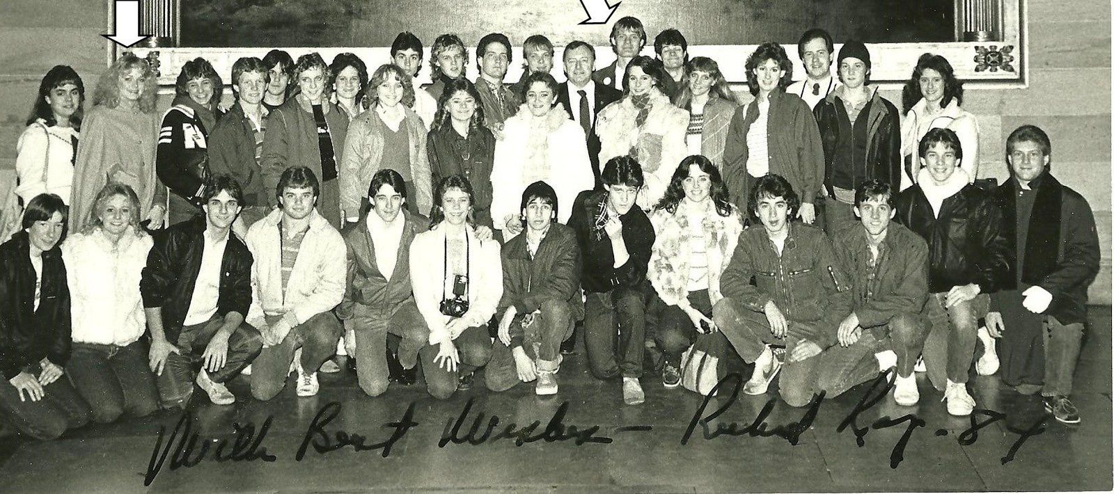 Cours d'art dramatique 1983/84, Northside High School