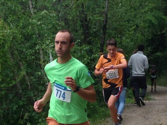 Trail de Vouglans 17 et 10 km