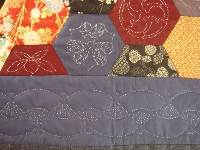 sashiko et patchwork