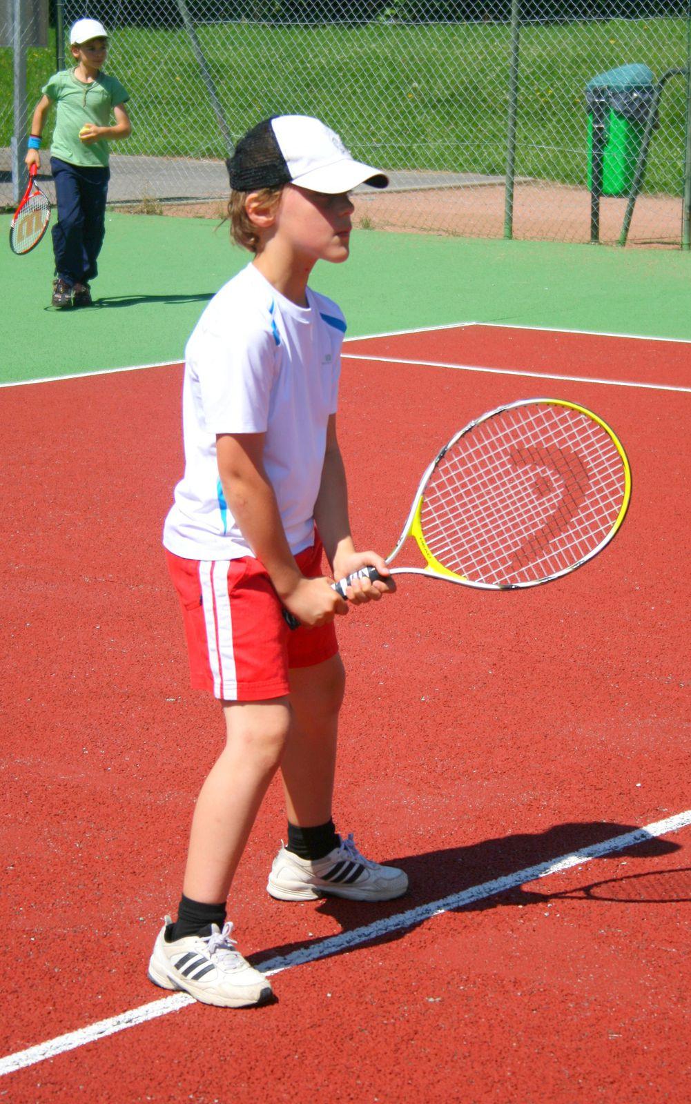 Ecole de Tennis2011/12