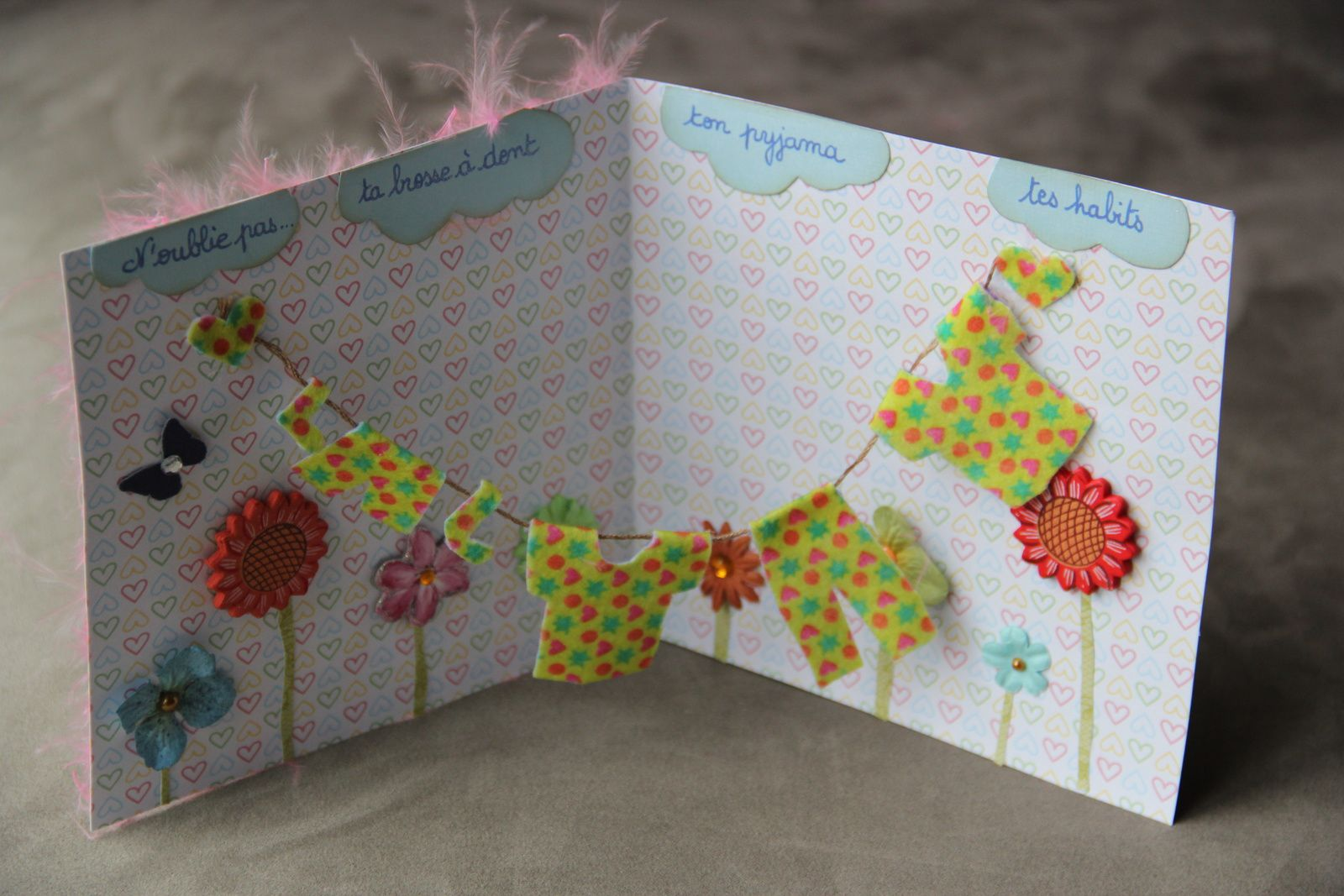 Carte anniversaire originale fashion designs - Carte d anniversaire originale ...