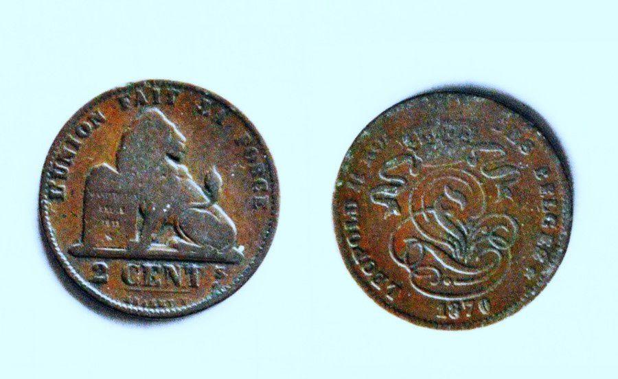 Monnaies, mitraille diverse