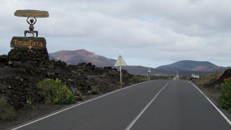 Lanzarote : janvier 2016