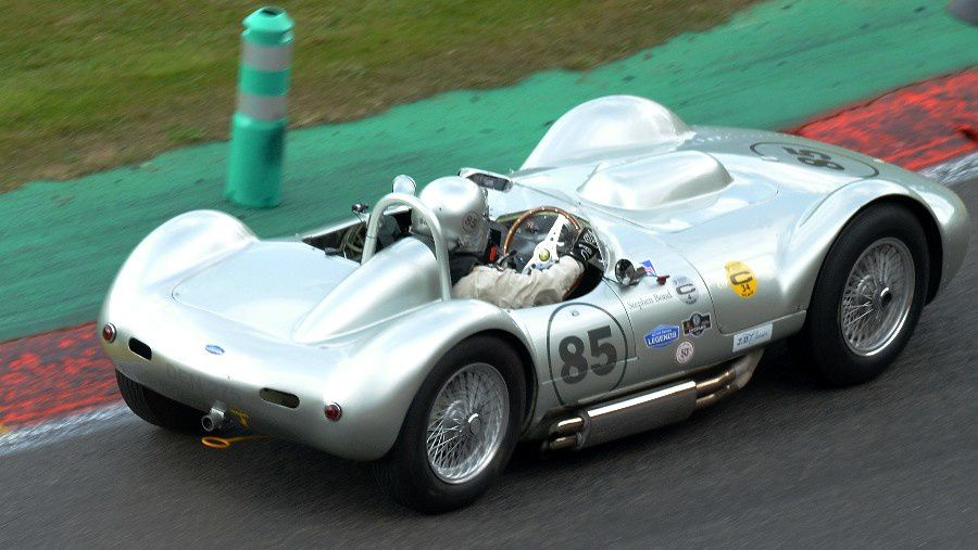 Spa 6 Hours Historic Sept.16-17 2016 (1)