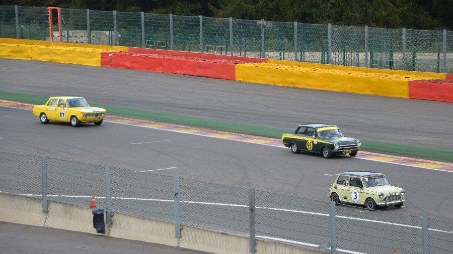 Spa 6 Hours Historic Sept.16-17 2016 (2)