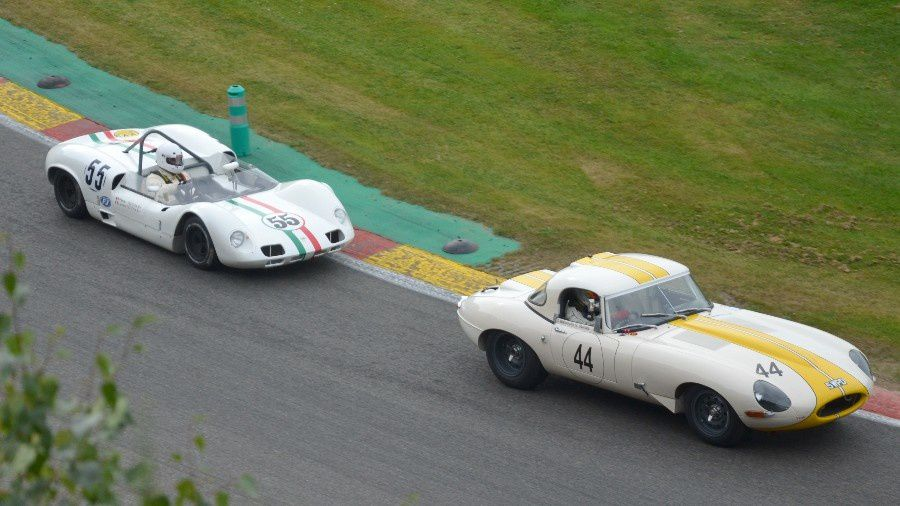 Spa 6 Hours Historic Sept.16-17 2016 (4)