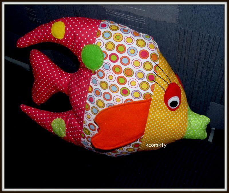 de gros poissons de 35 cm environ