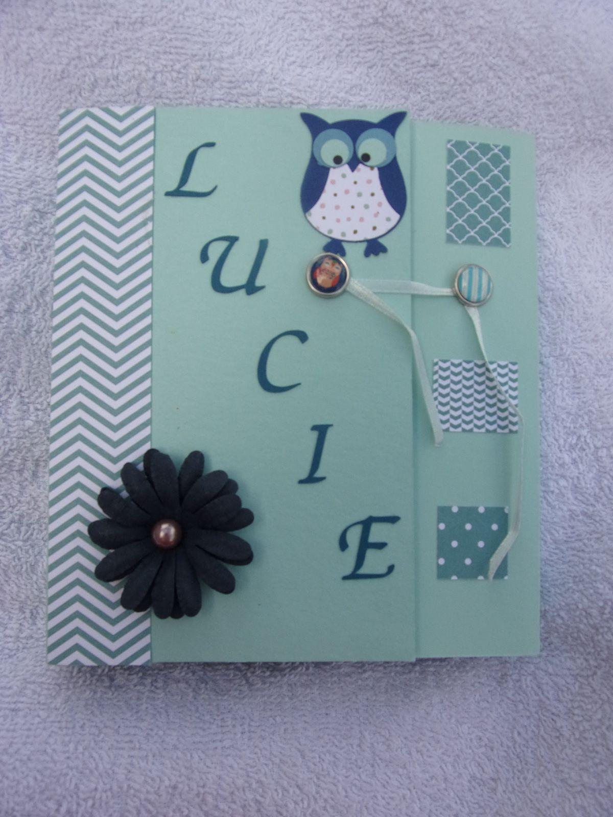 Album 20 ans Lucie