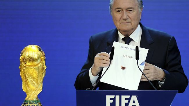 |FIFA : il y a comme un air de scandale !